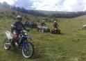 Enduro a Otavalo por la parte noroccidental de Quito